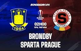 Nhận định Brondby vs Sparta Prague 2h00 ngày 17/9 (Europa League 2021/22)