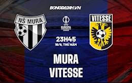 Nhận định, dự đoán Mura vs Vitesse 23h45 ngày 16/9 (Europa Conference League 2021/22)