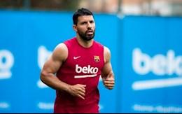 Chốt thời điểm Sergio Aguero trở lại thi đấu