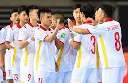 Điều kiện nào để ĐT Futsal Việt Nam đi tiếp?