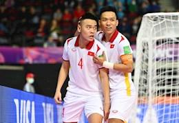 ĐT futsal Việt Nam mất đội trưởng Trần Văn Vũ trong trận gặp CH Czech