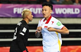 Ghi bàn vào lưới Panama, Minh Trí đi vào lịch sử ĐT futsal Việt Nam