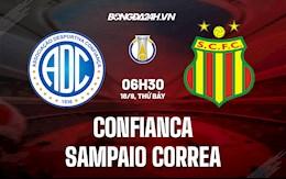 Nhận định Confianca vs Sampaio Correa 6h30 ngày 18/9 (Hạng 2 Brazil 2021)