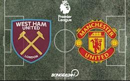Đội hình chính thức West Ham vs MU 20h00 hôm nay 19/9/2021
