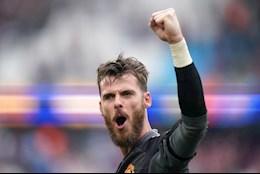De Gea lần đầu cản phá thành công penalty sau 5 năm