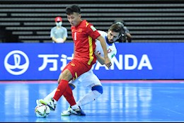 ĐT futsal Việt Nam gặp Nga ở vòng 1/8 futsal World Cup