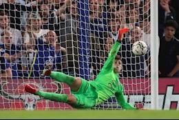 Kepa phá kỉ lục bắt luân lưu của Petr Cech tại Chelsea