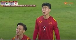 Cựu Phó ban trọng tài VFF: Duy Mạnh không hề cố ý dùng tay chơi bóng
