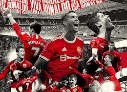 Vì sao người Anh bị cấm xem Ronaldo ra mắt MU?