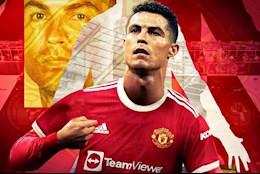 Trở về MU, Ronaldo lập tức phá kỷ lục của Messi