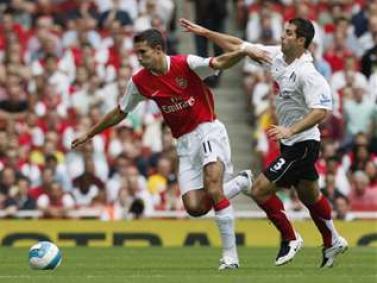 Phải nhờ vào những phút cuối, Arsenal mới vượt qua được Fulham hình ảnh