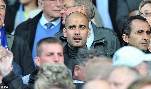 Có gì đâu mà xem, Guardiola!  hình ảnh